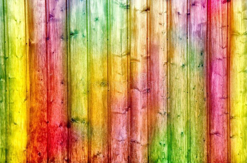 Houten plankachtergrond stock afbeeldingen