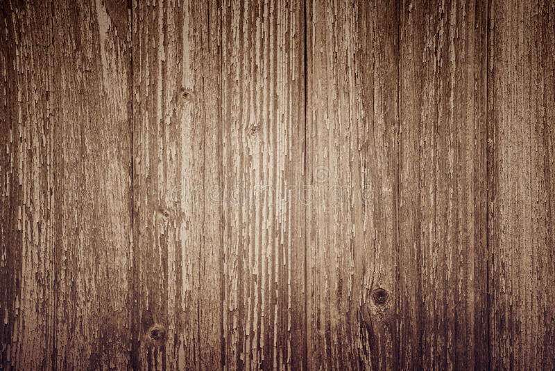 Houten plankachtergrond, bruine verticale raad, houten textuur, oude lijst & x28; vloer, wall& x29; , wijnoogst stock afbeeldingen