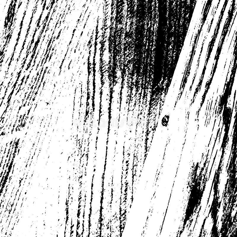 Houten Plankenbekleding stock illustratie