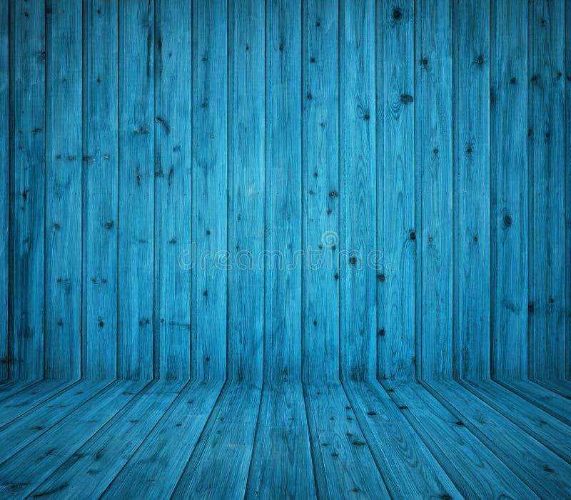 Houten plankenbinnenland stock foto's
