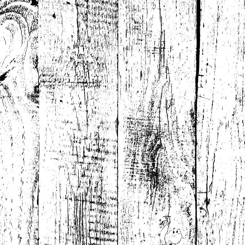 Houten plankentextuur stock illustratie