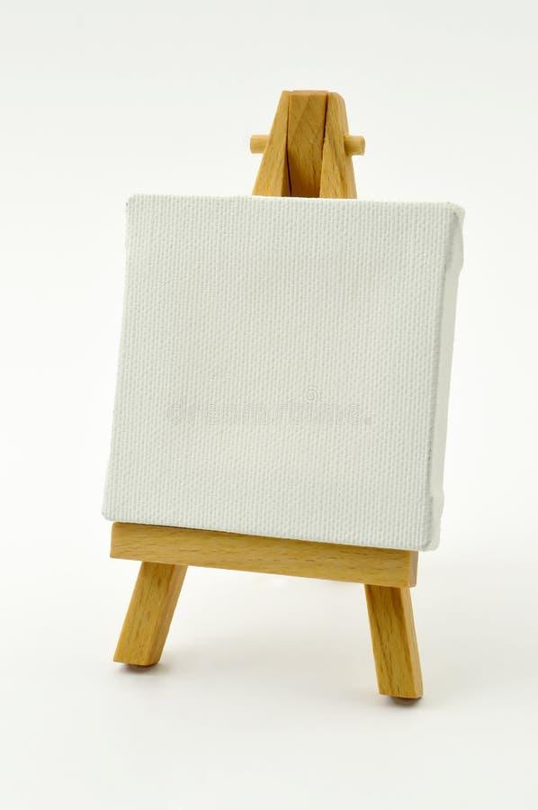 Houten schildersezel stock foto's