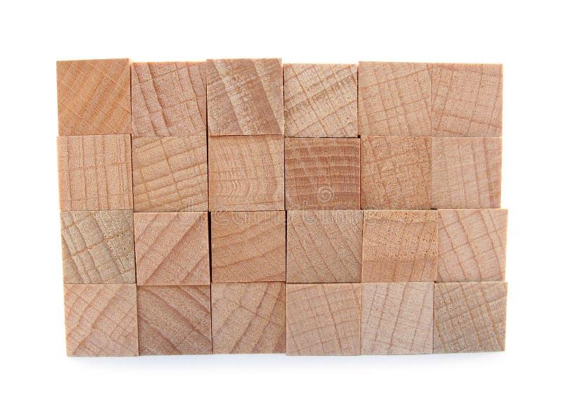 Houten stralen die van natuurlijk hout worden gemaakt royalty-vrije stock fotografie