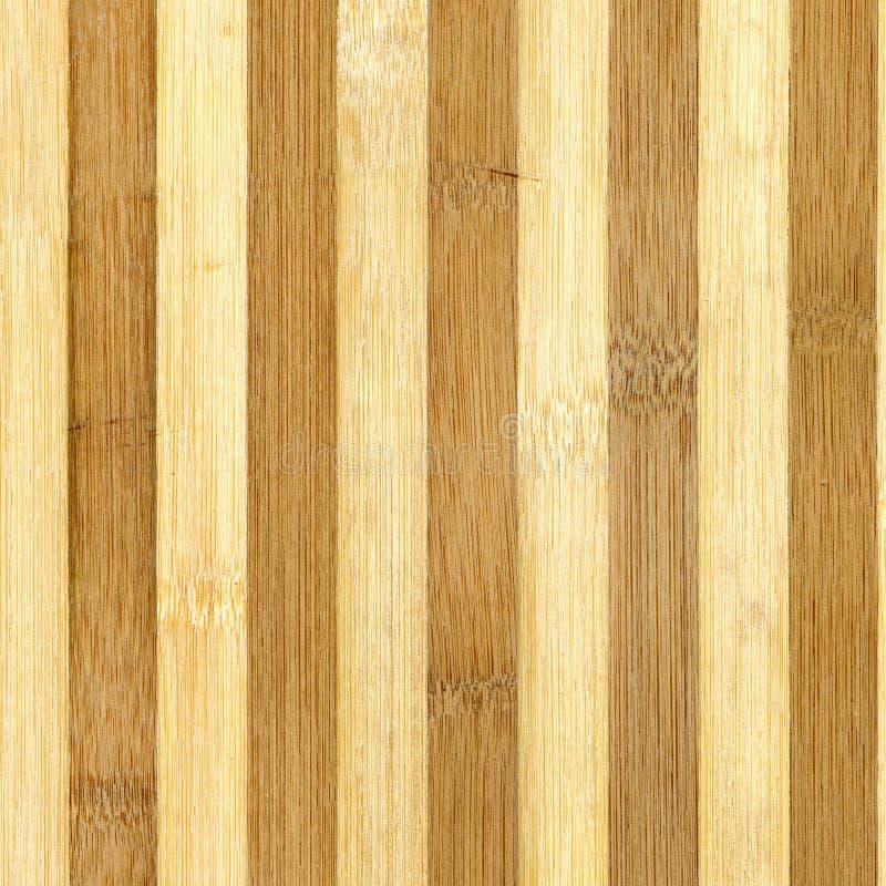 Houten textuur gestreept bamboe. stock foto's