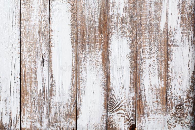 Houten textuur hoogste mening royalty-vrije stock fotografie