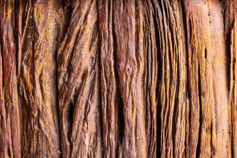 Houten textuur, Houten oppervlakte oude panelen als achtergrond stock fotografie