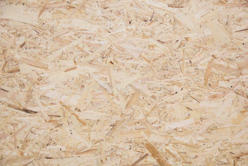 Houten Textuur Osb houten raad voor achtergronddecoratie Houten Textuur Plaat van gedrukt hout Bundels van stro - dat voor met st royalty-vrije stock foto