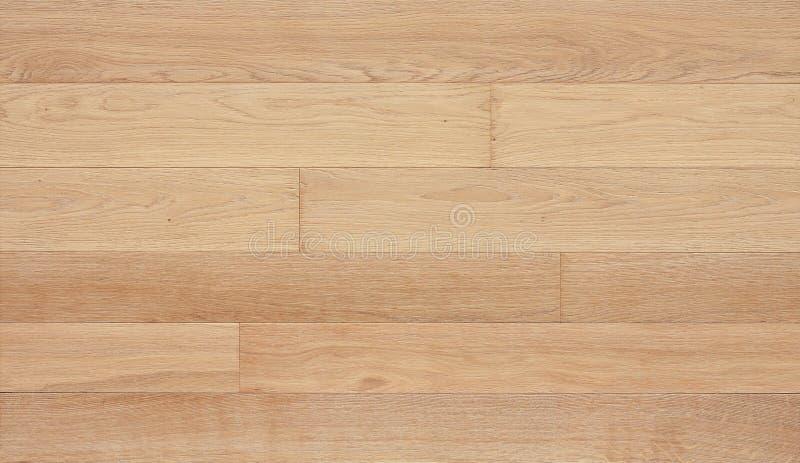 Houten textuur van vloer, eiken parket stock foto