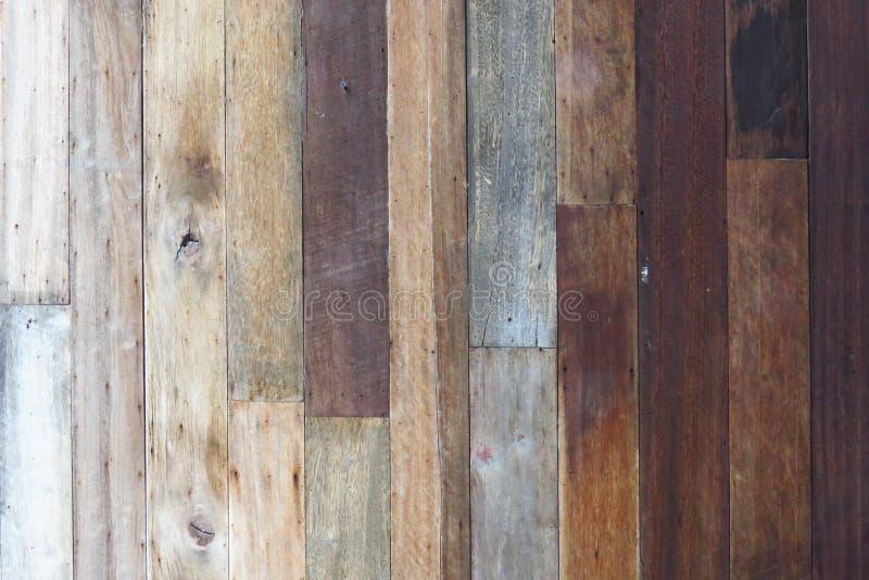 Houten textuurachtergrond, houten planken Donkere houten textuuroppervlakte als achtergrond met oud natuurlijk patroon Houten Tex stock afbeeldingen