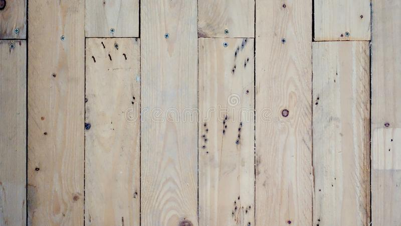 Houten van de raads witte oude stijl abstracte voorwerpen als achtergrond voor meubilair de houten panelen wordt dan gebruikt royalty-vrije stock fotografie
