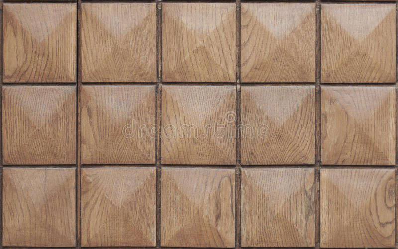Houten vierkante textuur stock afbeeldingen