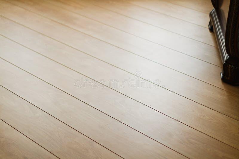 Houten vloer stock foto