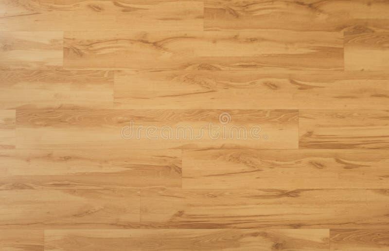 Houten vloer - eiken houtparket/gelamineerde achtergrond royalty-vrije stock afbeeldingen