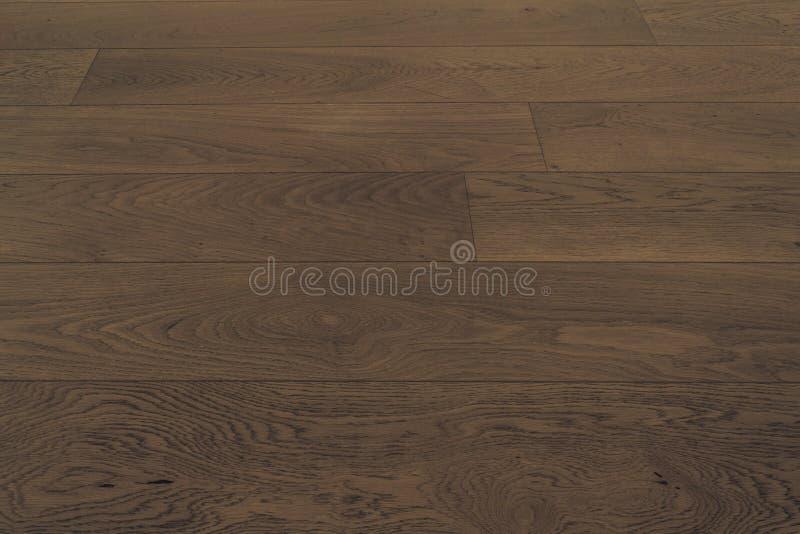 Houten vloer, eiken parket - houten bevloering, eiken laminaat royalty-vrije stock fotografie