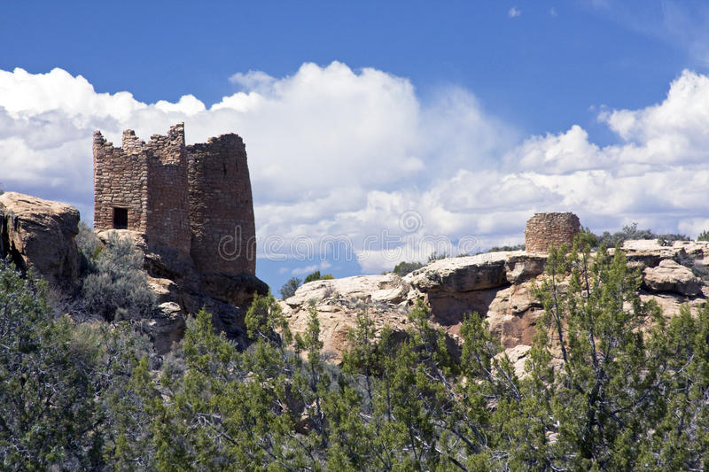 Hovenweep Nat.Monument imagens de stock royalty free
