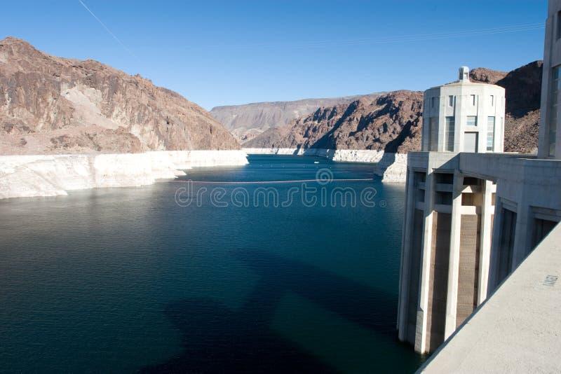 Hover Dam stock photo