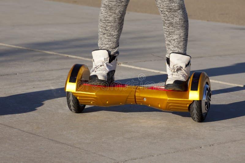 Hoverboard imagen de archivo libre de regalías