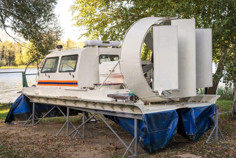 hovercraft fotos de stock