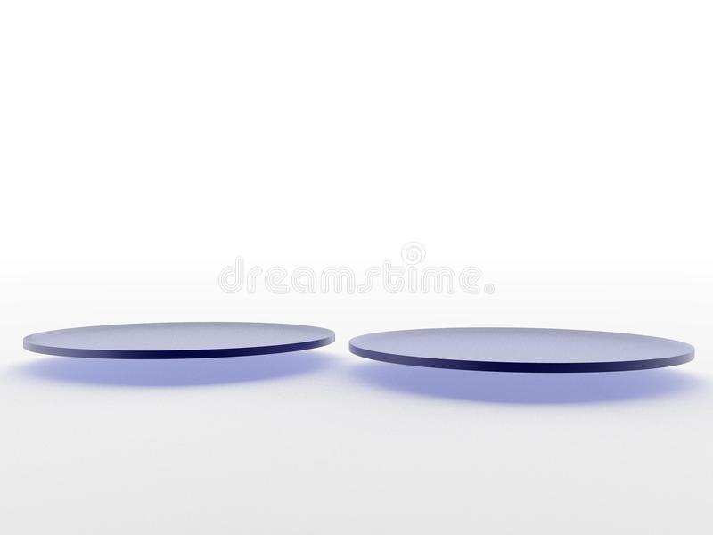 Hovering Discs