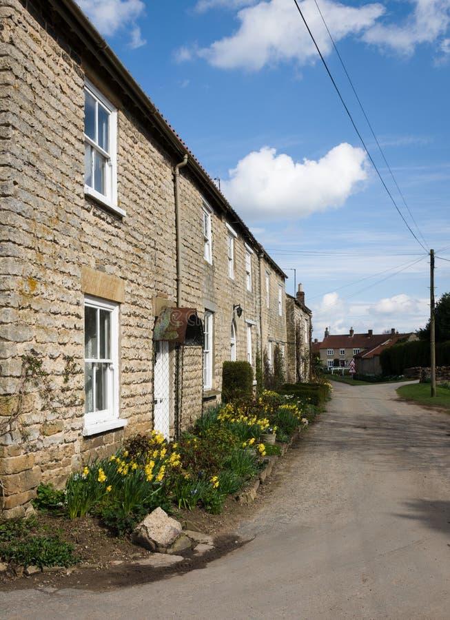 Free Hovingham - Village In England - North Yorkshire - UK Royalty Free Stock Photos - 70505338