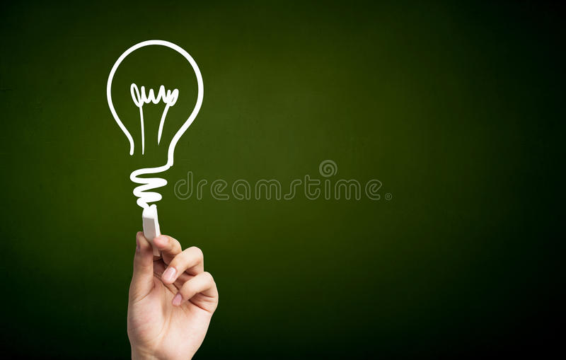 How To Find Good Idea Stock Photo Image Of Symbol Solution 61463866