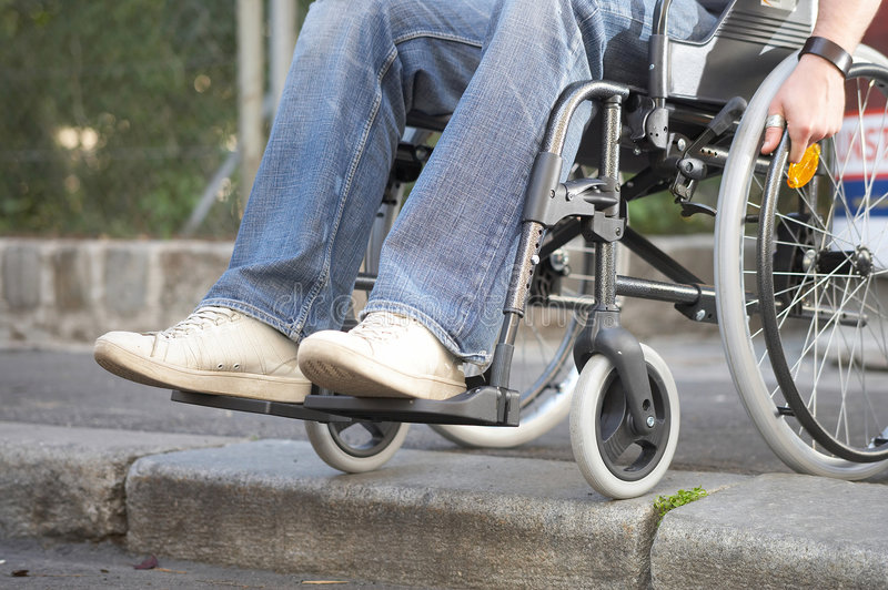 Download How to get down stock photo. Image of healthy, chair, care - 1265626