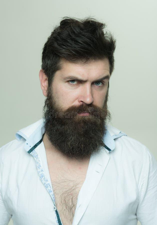 How to grow great beard. Ways optimize your facial hair. Beard grooming has never been so easy. Beard care tricks will stock image
