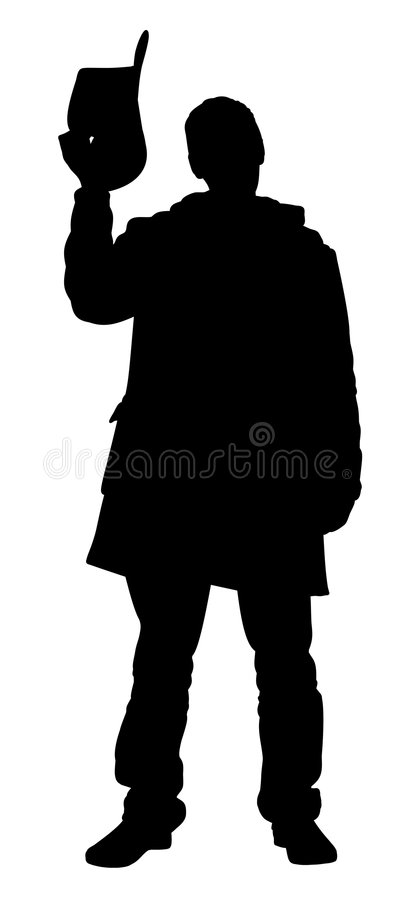 Download Howdy stock illustration. Image of illustrated, west, black - 4834346