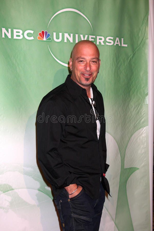 Howie Mandel royalty free stock images