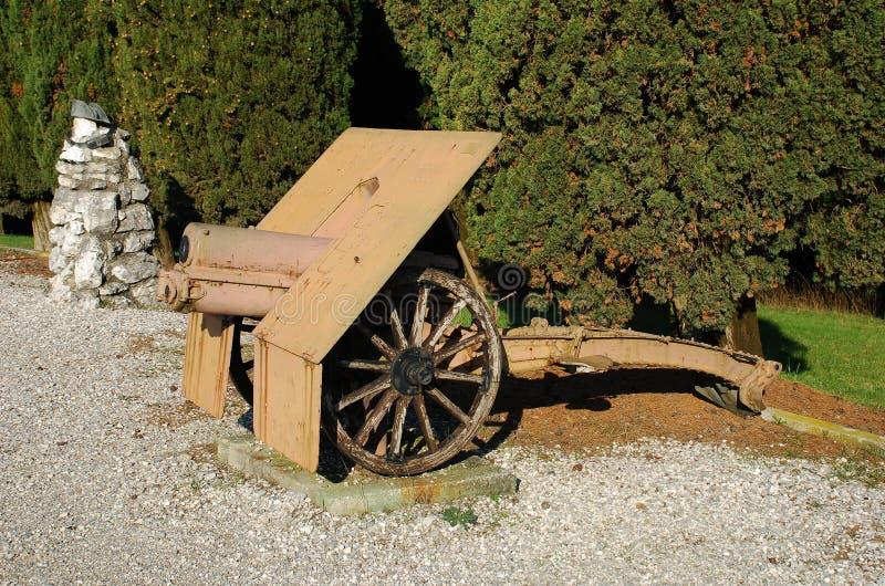 howitzer ιταλικά στοκ φωτογραφίες με δικαίωμα ελεύθερης χρήσης