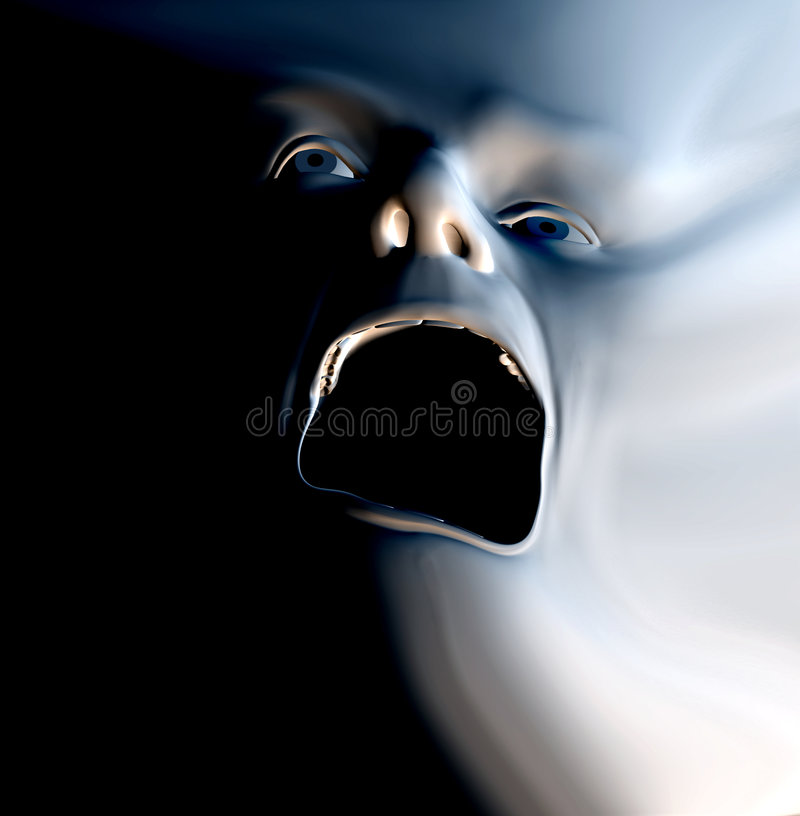 The Howl 10 Stock Images