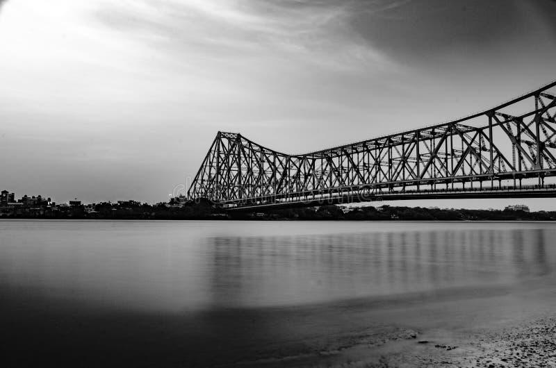 Howrah-Brücke lizenzfreie stockfotografie