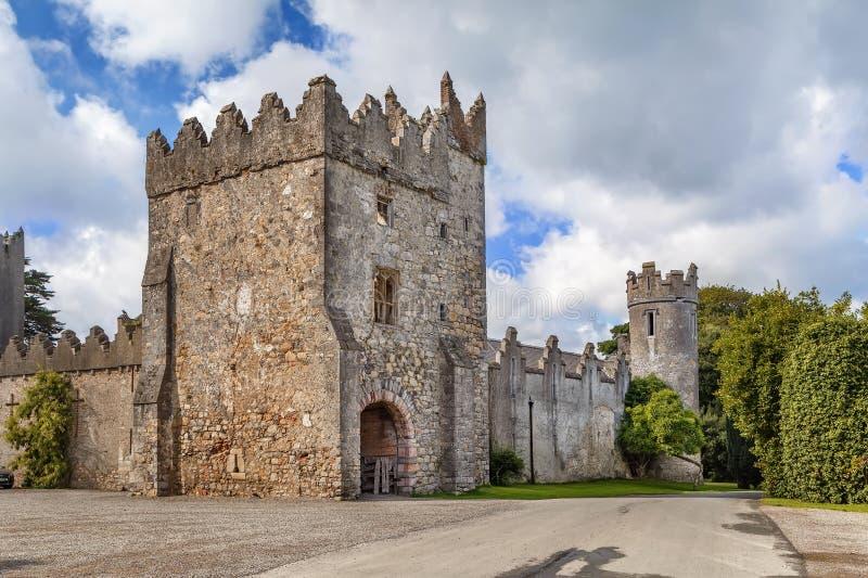 Howth kasztel, Irlandia zdjęcie royalty free