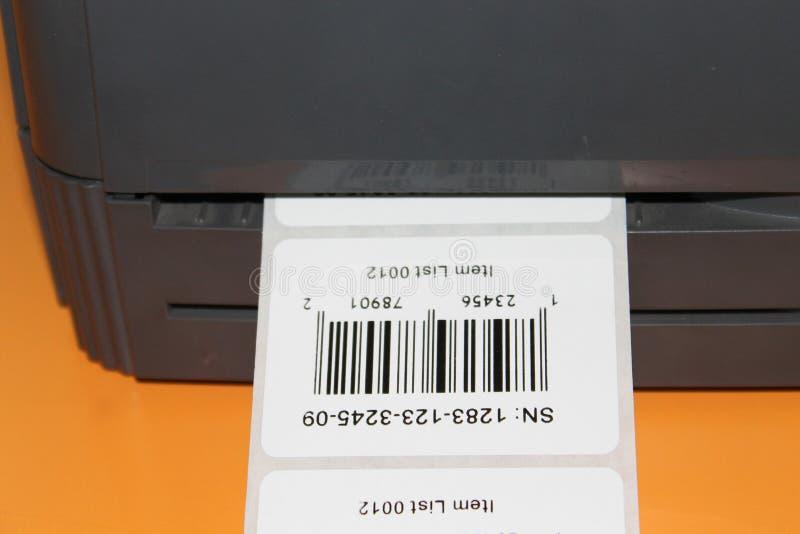 HowToBarcode Netto Foto - de Makersoftware van het Streepjescodeetiket royalty-vrije stock fotografie