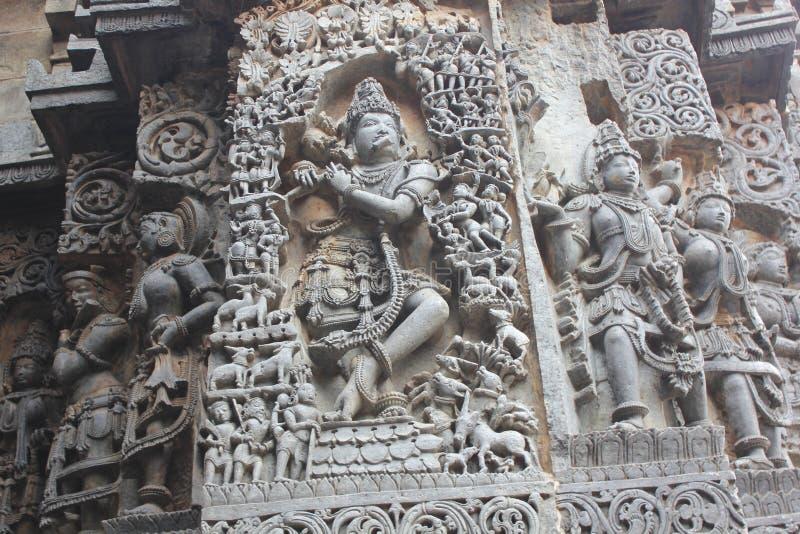 hoysaleswara temple outside