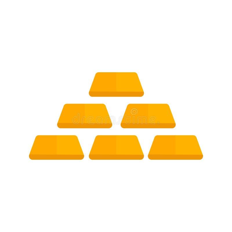 hq золота штанг 3d представляет ультра бесплатная иллюстрация