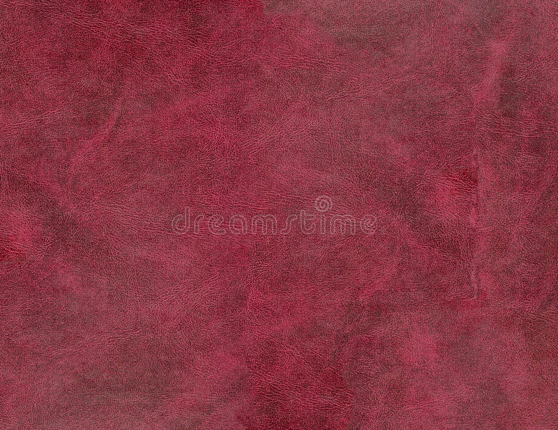 HQ red-brown leather texture. HQ XXL red-brown leather texture to background royalty free stock photography