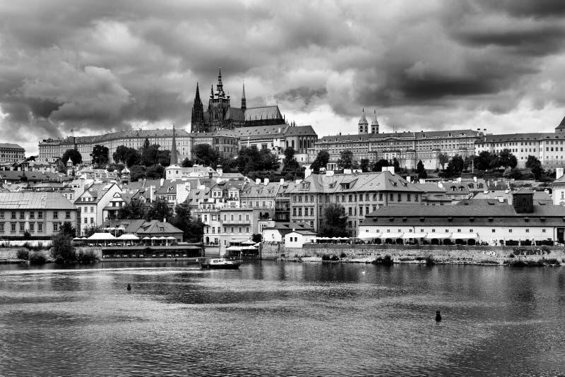 Hradcany à Prague photographie stock