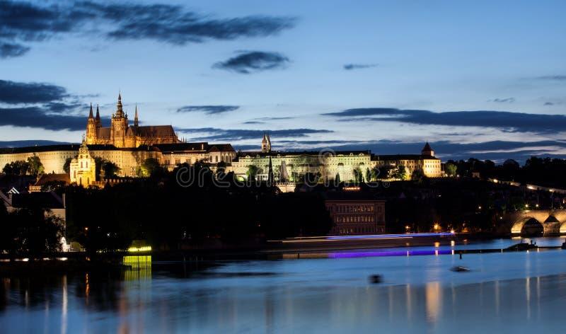 Hradcany à Prague photos libres de droits