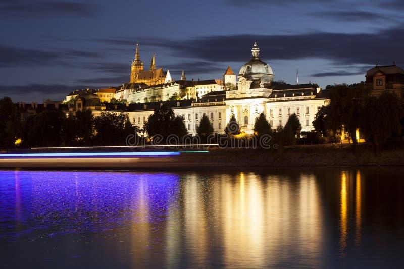 Hradcany à Prague, République Tchèque photo stock