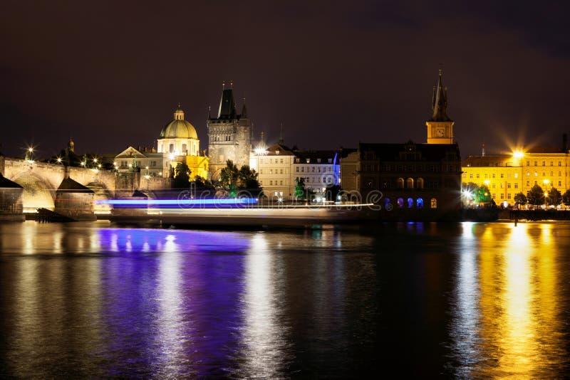 Hradcany a Praga fotografie stock