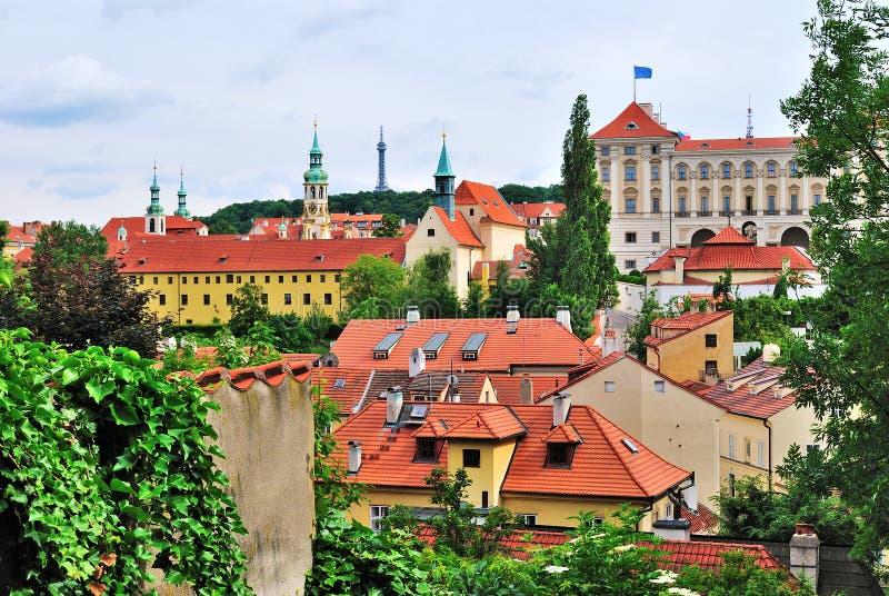 hradcany Prague obrazy stock