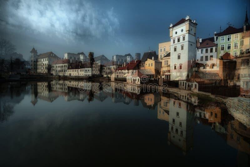 hradecjindrichuv fotografering för bildbyråer