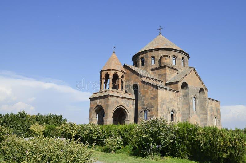 Hripsime kyrka fotografering för bildbyråer