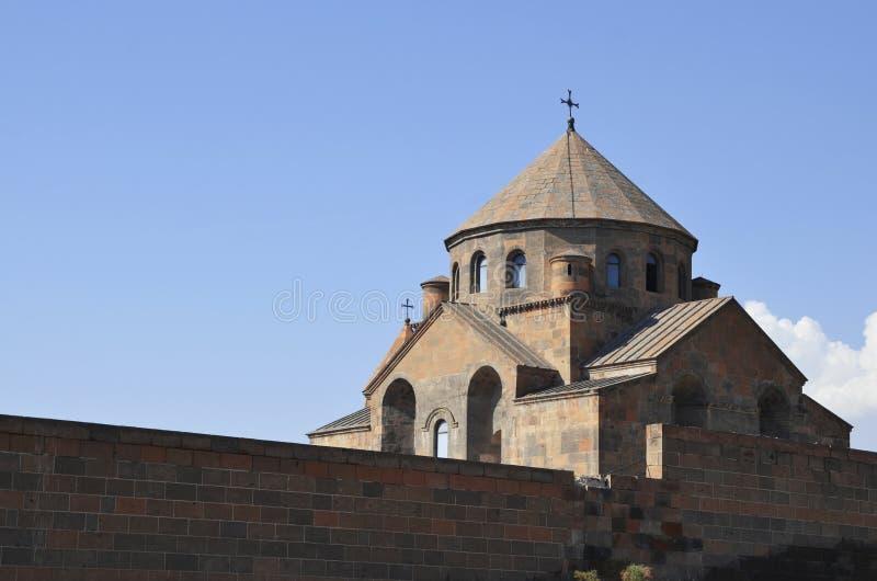 Hripsime kyrka arkivfoto
