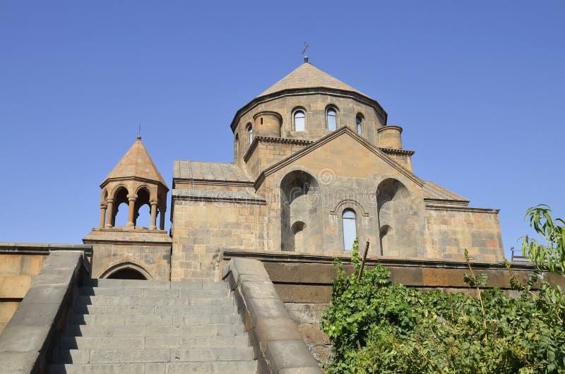 Hripsime kyrka arkivbilder