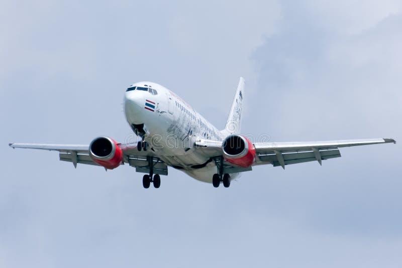 HS-AAP Боинг 737-300 Thaiairasia стоковые фото