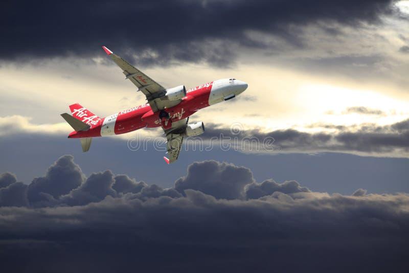 HS-BBH Airbus A320-200 fotografia stock libera da diritti