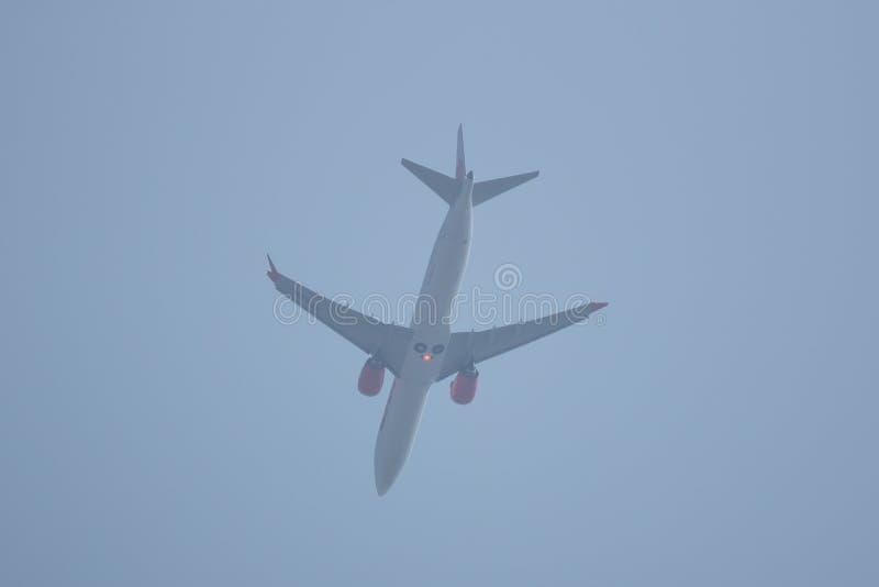 Download Hs-LSH Boeing 737 MAXIMUM 9 Van De Thaise Luchtvaartlijn Van De Leeuwlucht Redactionele Afbeelding - Afbeelding bestaande uit luchtbus, blauw: 114227040