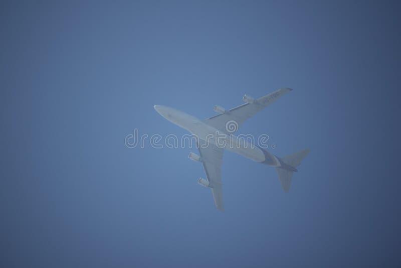 Hs-TGG Boeing 747-400 van Thaiairway stock foto's